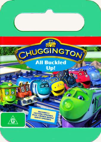 Chuggington - All Buckled Up!
