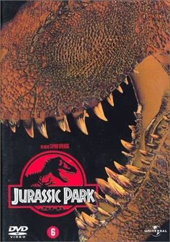 Jurassic Park 1 Dvd S/T Fr
