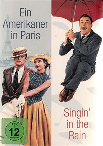 Gene Kelly : Singin' In The Rain / Ein Amerikaner In Paris - 2 DVD Set