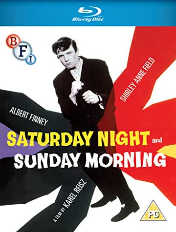 Saturday Night and Sunday Morning [Blu-ray] [1960]