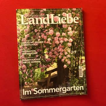 LandLiebe Heft Nr. 4, August 2018