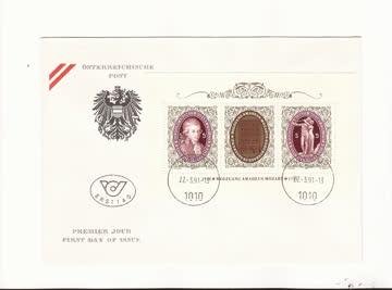 österreich post 1