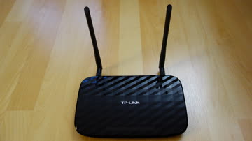 TP-Link AC750 Wireless Dual Band Gigabit Router