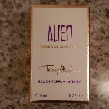 Alien / Thierry Mugler Parfum Miniature
