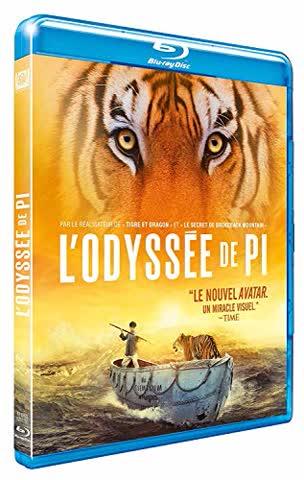 L'Odyssée de Pi [Blu-ray]