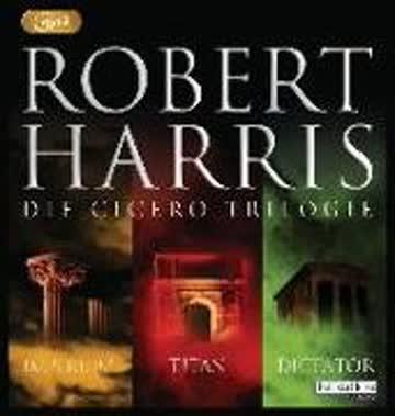 Cicero Trilogie, 3 MP3-CDs