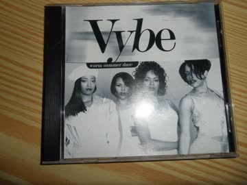 Vybe Warm Summer daze 1 CD