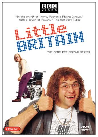 Little Britain: Complete Second Season [DVD] [2003] [Region 1] [US Import] [NTSC]
