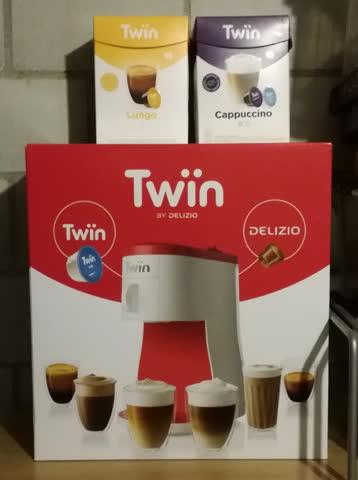 Kaffee-Kapsel-Maschine