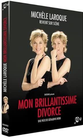 Michele laroque : mon brillantissime divorce [FR Import]