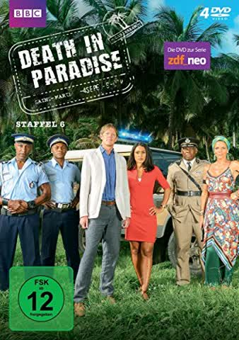 DEATH IN PARADISE S.6 - MOVIE [DVD] [2017]