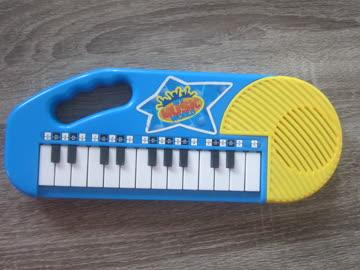 Elektronische Klavier