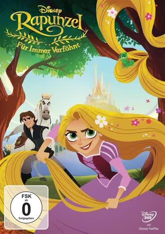 Rapunzel - Für immer verföhnt