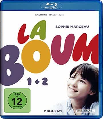 La Boum - Teil 1+2 [Blu-ray]