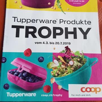 Trophy Punkte Tupperware