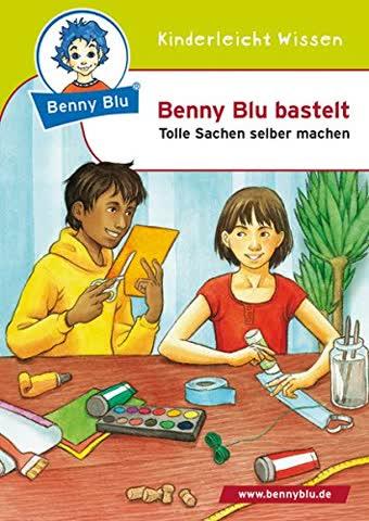 Benny Blu bastelt