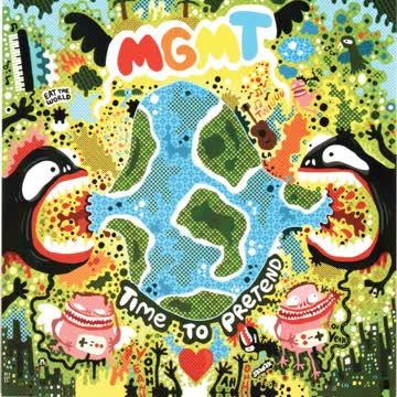 Mgmt - Time to Pretend