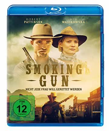 Smoking Gun - Nicht jede Frau will gerettet werden [Blu-ray] [2018]