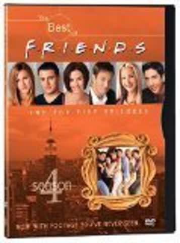 Friends: Bundle of 4--seasons 4.5.6.7