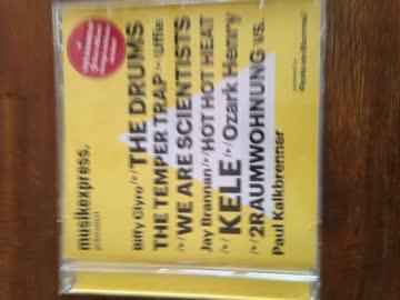 CD, Musikexpress