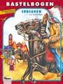 Indianer Bastelbogen: 3d bespielbares Indianerdorf zum Ausschneiden