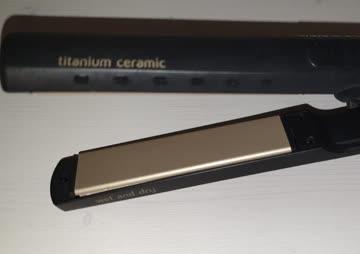 BaByliss nano titanium ceramic selten gebraucht