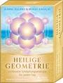 Heilige Geometrie: Lichtvolle Schöpfungsenergie für jeden Tag - 50 Karten mit Begleitbuch