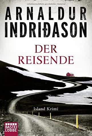 Der Reisende: Island Krimi (Flovent-Thorson-Krimis, Band 1)