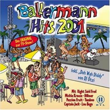 Diverse - Ballermann Hits 2001