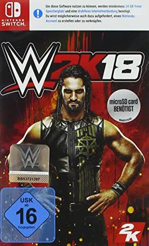 WWE 2K18 - Standard Edition - [Nintendo Switch]