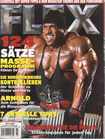 FLEX Magazin - MÄRZ 2005