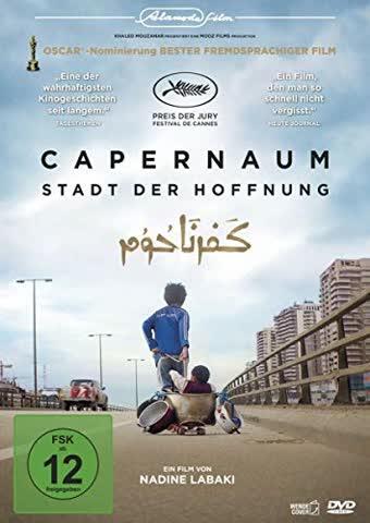 Capernaum - Stadt der Hoffnung [DVD] [2018]