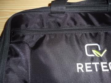 RETEQ Notebooktasche