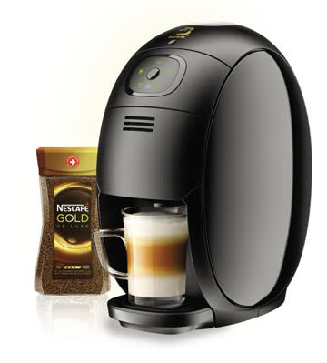 nescafe gold maschine