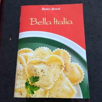 Ravioli-Form Betty Bossi mit Rezeptbüchlein