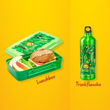 Coop Emoji Trinkflasche+Lunchbox