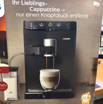 Philips Cappuccino Kaffeevollautomat