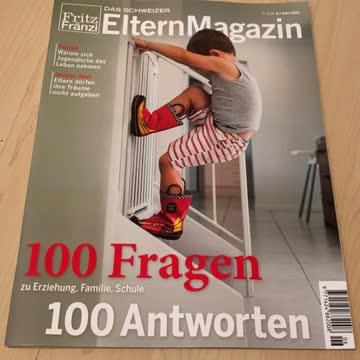 Das Schweizer Elternmagazin  6 / Juni 2019