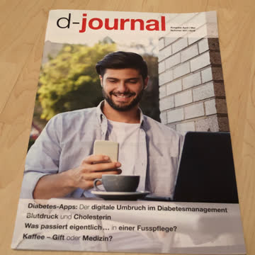 D-Journal  Ausgabe April / Mai  Nummer 257
