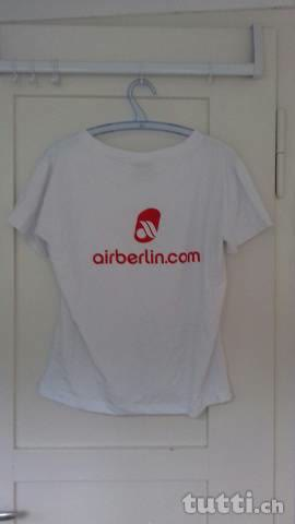 SOMMERAKTION: airberlin T-Shirt Damen XL (Herren M) 2