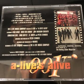 A-Live: Alive (Accapella)