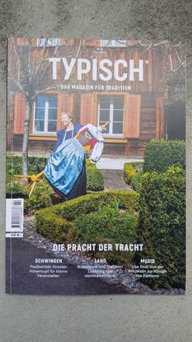 Typisch das Magazin für Tradition