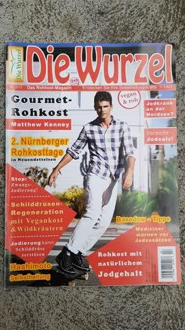 Die Wurzel Das Rohkost Magazin Nr2/15