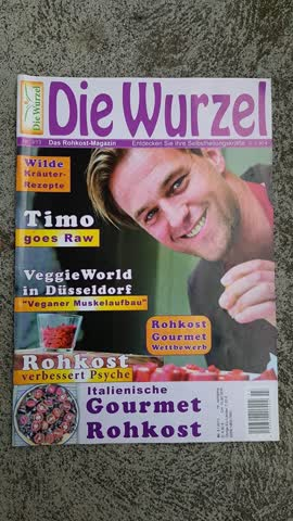 Die Wurzel Das Rohkost Magazin Nr3/13