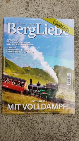 Bergliebe Sommer 2019