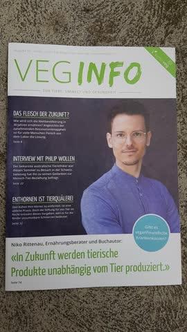 Veg Info Ausgabe 90 Herbst 2018