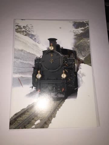 Karte Lokomotive