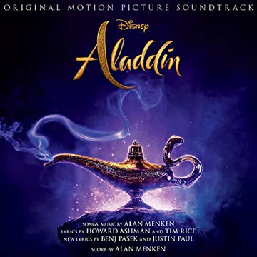 Alan Menken - Aladdin (Original Soundtrack) (Int.Version)