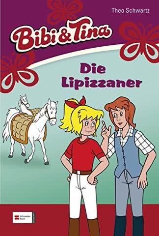 Bibi & Tina, Band 16: Die Lipizzaner