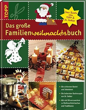 Das große Familienweihnachtsbuch